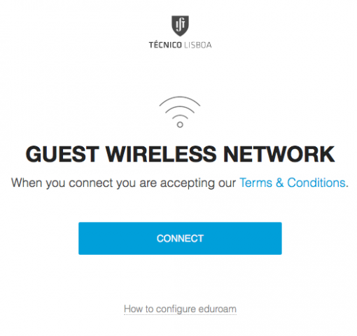 Select How to configure eduroam wireless network