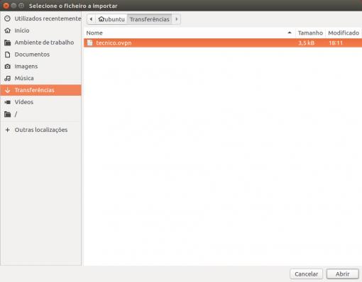Configurar o serviço VPN em Linux (Ubuntu) | Suporte ao